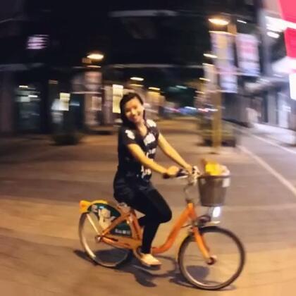 夜騎⋯健身!!