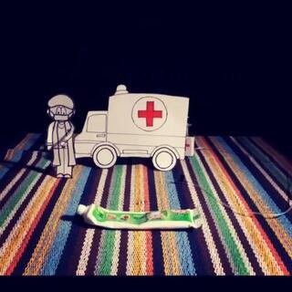 #创意# 人才资源,请尊重医生! 快救我的牙膏啊! 😝 救活了!!