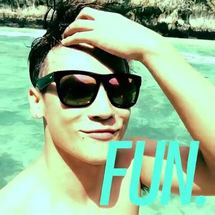 have fun…#在路上#