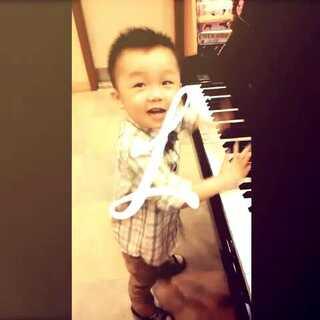 #小小钢琴家#音乐🎵伴我成长👏#宝宝#
