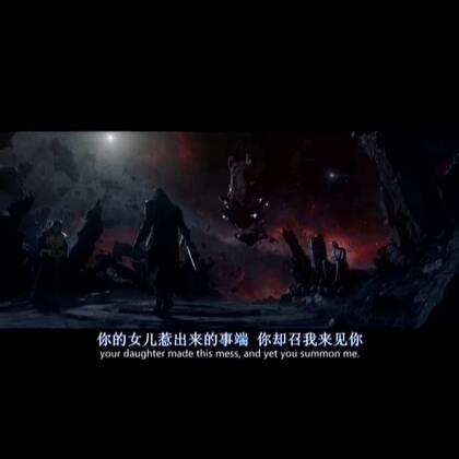 #电影#敬方大电影配音之《银河护卫队》😎😎😎😎😎I am groot!😂