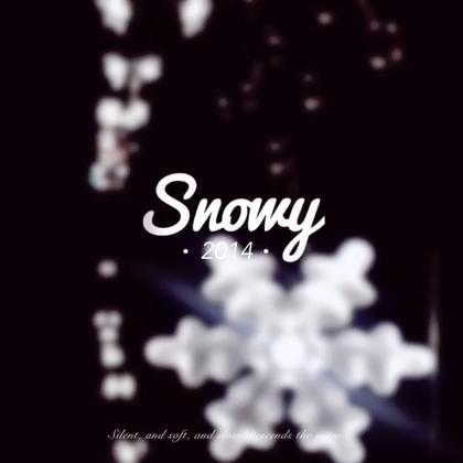 【舒缓】《We Wish You A Merry Christmas — 圣诞特辑》大街小巷已经充满了圣诞的气息,美拍音乐当然也不能落后啦!这首温暖又舒缓的圣诞曲你们是不是也很喜欢呢?圣诞就快到了,你们有没有想要跟大家分享的温暖的圣诞呢~快来用这些圣诞曲吧,搭配新特效Snowy更美哟~视频来源:@亮亮酱