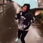 下雨天也要保持好心情是我的人生格言!