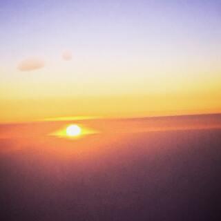 #拍天空兴趣小组#夕阳西下,美!