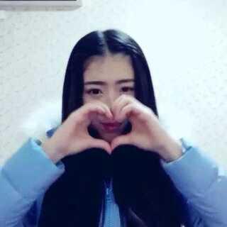 """#爱心舞##韩国爱心舞#hello~番茄又来录小段子了~这次给大家带来一段最近很火的韩国""""爱心舞""""~#女神#"""