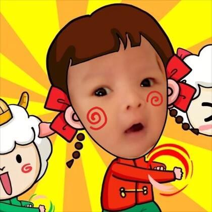 #美拍大头电影#元宵节快乐,🍫巧克力style!