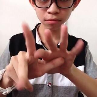 #手指舞##finger sport#半年创建记录,影片。~😃😄😀更新中~