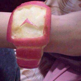 苹果又出新款了,终于赶在第一时间用上了apple watch😉