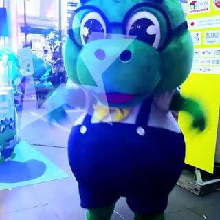 Godnerd is just too cute! #泰国之旅##泰享受啦#