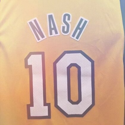 永恆懷念⋯Steve Nash