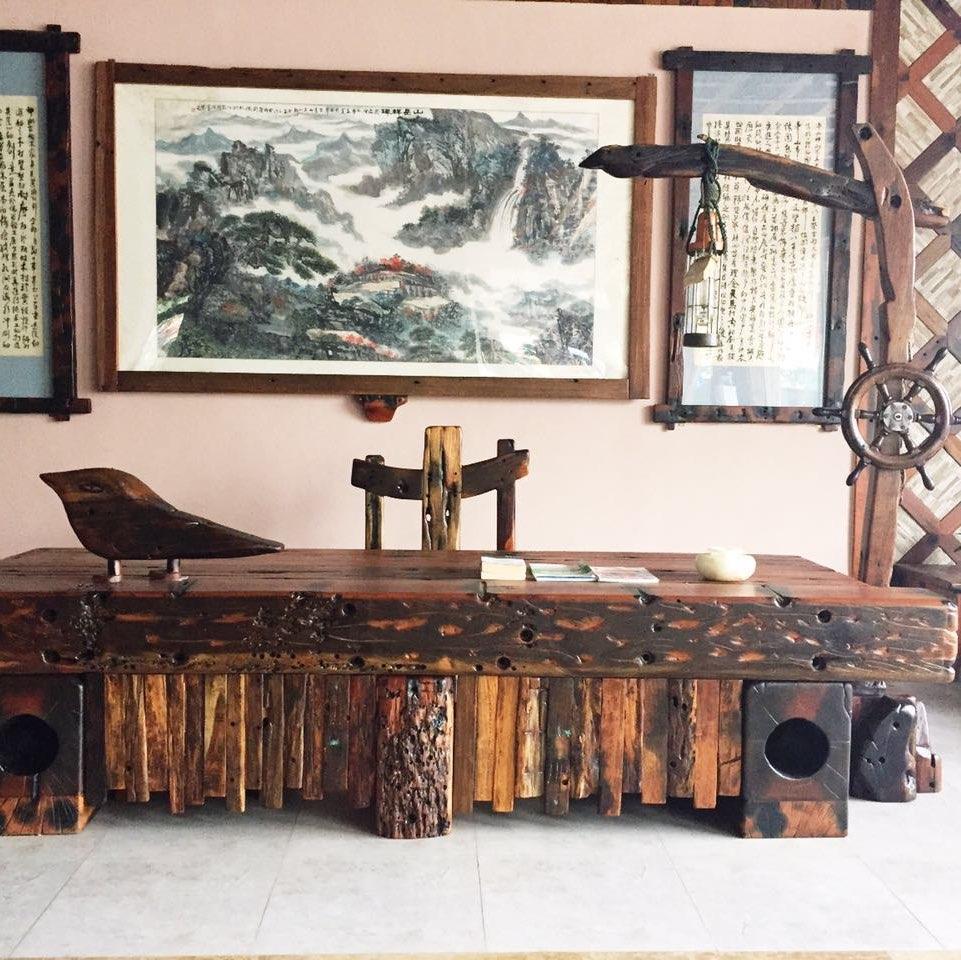 神洲船木家具的美拍