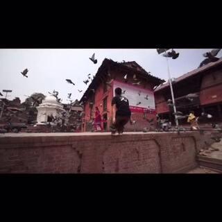 这样的尼泊尔不会再见,离开七天变成永诀!#跑酷环球旅行#第二站PART 1。
