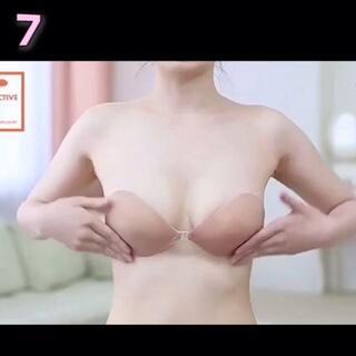 害怕减肥胸变小?韩国最火的胸部按摩,每个动作做50-100次,每天只需要十多分钟,坚持一个月,成为巨乳女神不是梦!!#健身日记##热门##时尚#@爱打扮的女神经 @欧美搭配大科普