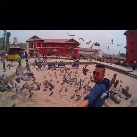【十三Film影视工作室美拍】写在后面的话。#跑酷环球旅行#第...