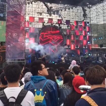 乐谷U乐国际娱乐节,刘佳~帅哦😎