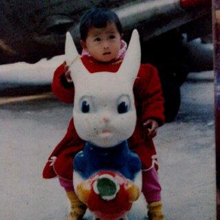 #不堪回首童年照#哈哈!我的童年照😂😂😂