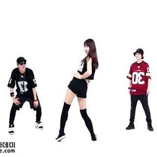 #舞蹈##韩国舞蹈#