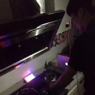 #厨房dj争霸赛#.来吧,挑战一下