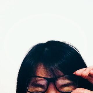 #眉毛戴眼镜#