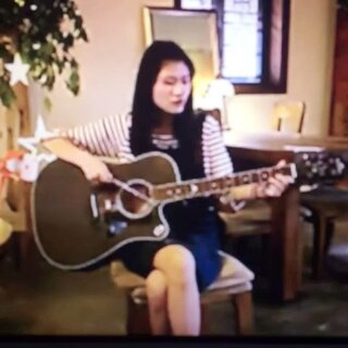 用筷子弹吉他也很酷!#用筷子弹吉他##吉他弹唱#