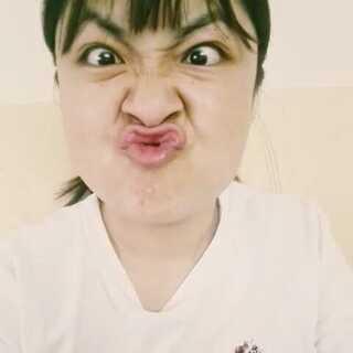 #晒出你最丑的几个表情#表情是绝了~哈哈哈,被自己打败了!#逗比#