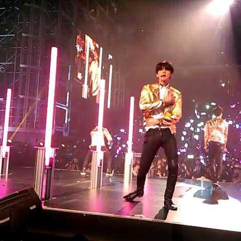 exo5月31日上海演唱会
