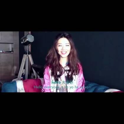 #时尚##化妆#少女时代的韩式妝容教程!😊😊💘