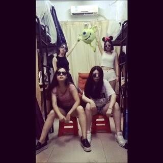 #全民bangbangbang##一起来跳bigbang##bigbang##搞笑##舞蹈##60秒美拍##宿舍的日常##微笑#@Kry--kimiko @小Dobe悦悦