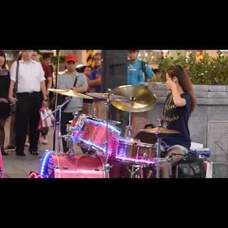 #架子股##音樂# 陳曼青 特務J drum cover