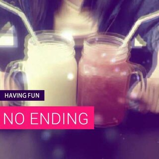 #我最爱的饮料#哈密瓜和西瓜果汁,还有无酒精水果鸡尾酒(粉色初恋)很好喝酸酸甜甜的。