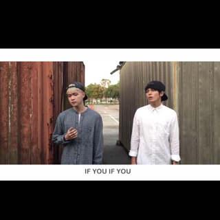 BigBang IF YOU Cover By (Danny x Jordan)@jordansen #bigbang在美拍# #寻找美拍vvvip#