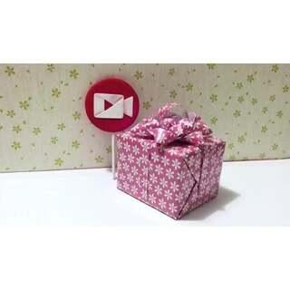 #手工diy#七夕将至,教你简单礼盒包装及礼盒花装饰~🙈#涨姿势#