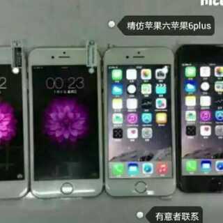精仿苹果六苹果6plus,但也是ios系统,除了不是美国生产的以外其他都一样呢狐小狸现在用的也是这款手机,因为它很便宜才250000比市面上的,低很多。感觉这个手机还不错,现在想买手机的,就快去加微信号G1376114910,买吧!#手机##苹果手机#