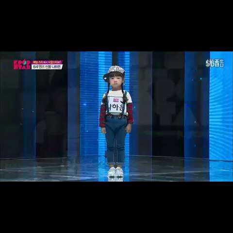 罗夏恩 舞蹈神童罗夏恩 舞蹈 Kpopstar一起 舞蹈视频 罗夏恩Haeun的美