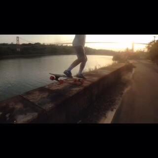#我的滑板人生##旅行##運動##長板##台灣福隆#
