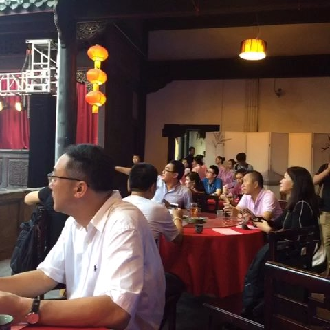 重庆湖广会馆。