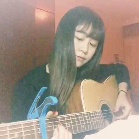 唱歌 吉他弹唱 音乐 背对背拥抱 音乐视频 钟金琪的美拍