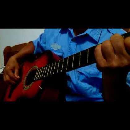满是老茧的双手也能弹出好听的音乐😏😏#音乐#我的男神爸爸😘😘#男神#