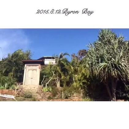 #旅行##自驾游##徒步##澳洲#澳洲最东点-Byron Bay 很好的观鲸点 各种翻滚!三小时的徒步 令人震撼的景色 lucky day~