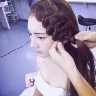 时尚编发韩式编发 - 美拍搜索结果 美拍 - 让短视频更