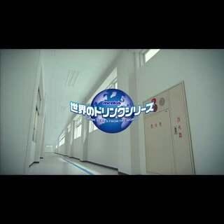 日本曼妥思糖广告😊