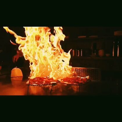 火烧的饥饿.