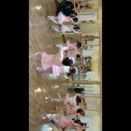 姑娘们的舞蹈终于有个完整的样子了😘😘😘#周末##舞蹈##少儿舞蹈#