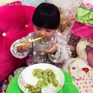#宝宝##宝宝成长日记##直播吃饭#吃光光了😄😄😄