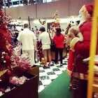 #韩国情侣间的那些事##60秒美拍##随手拍圣诞#Christmas coming.见了很久不见的朋友。