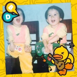 #最萌双胞胎#@Sijun_CHEN