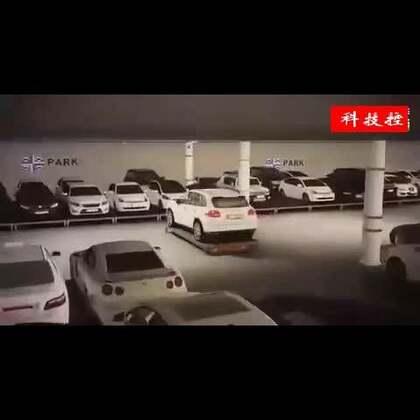 #涨姿势#来看看迪拜即将投产的停车场,再也不用担心女司机不会停车了!#我要上热门#