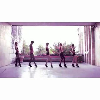 #exid hot pink##韩国舞蹈##妖男舞蹈#这个更清晰一点