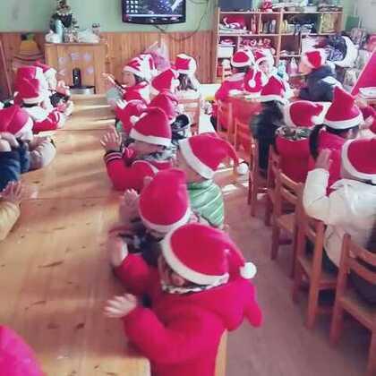 #圣诞节#萌娃们
