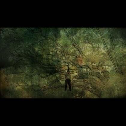 #关注5tv手机剧美拍官方账号观看全集#漆黑的树冠下挂着一个伶仃的身体,老周费了好大的劲儿把那个人放了下来,正当老周缓了一口气的时候,他发现密密匝匝的树叶里还悬挂着一个小小的身体......#张震讲故事#👍
